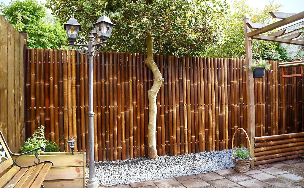 Bamboo fencing can supply your garden a wonderful appear.