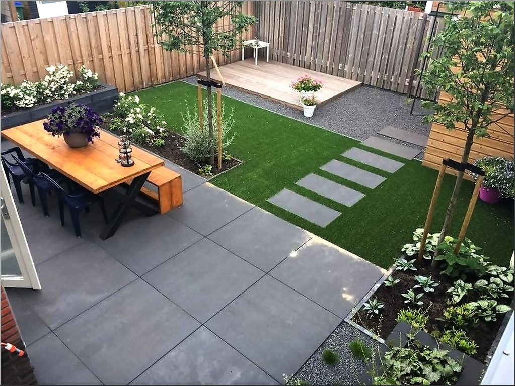 How to do Low Garden Maintenance?