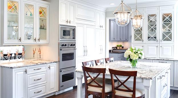 Traditional designs can help you a lot in changing your whole kitchen into a dream kitchen
