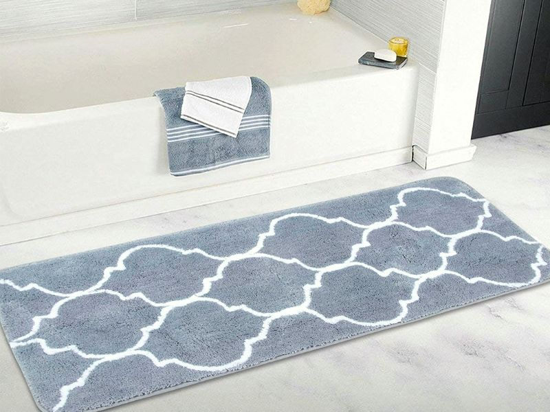 Bathroom Rugs these days have become necessary for households