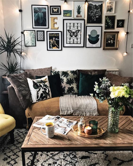 12 simple cozy living room decor ideas for your apartment