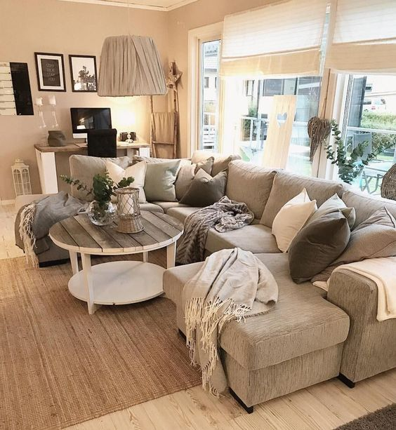 12 Simple Cozy Living Room Decor Ideas For Your Apartment On A Budget