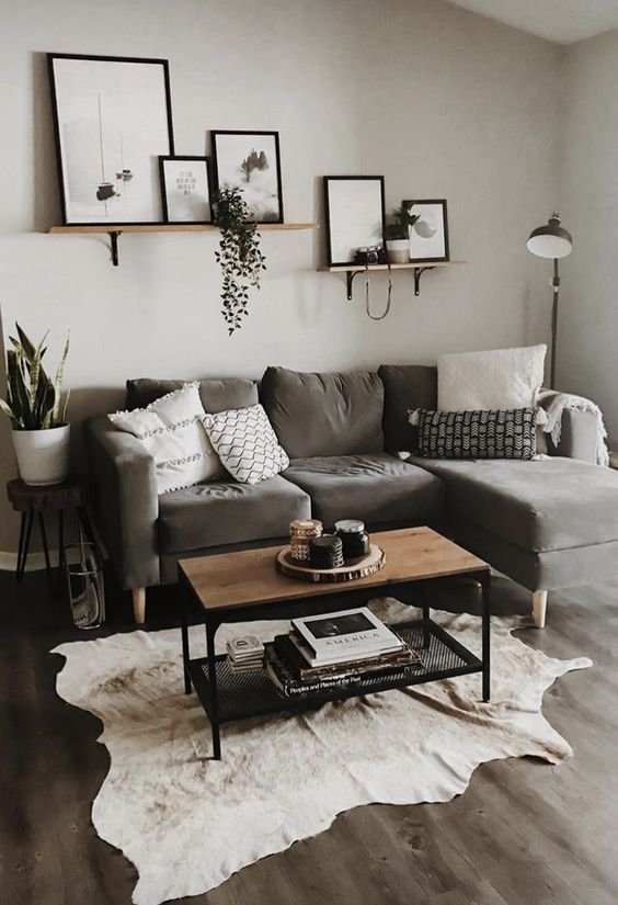19+ Simple Ideas for DIY Living Room Decor on a Budget