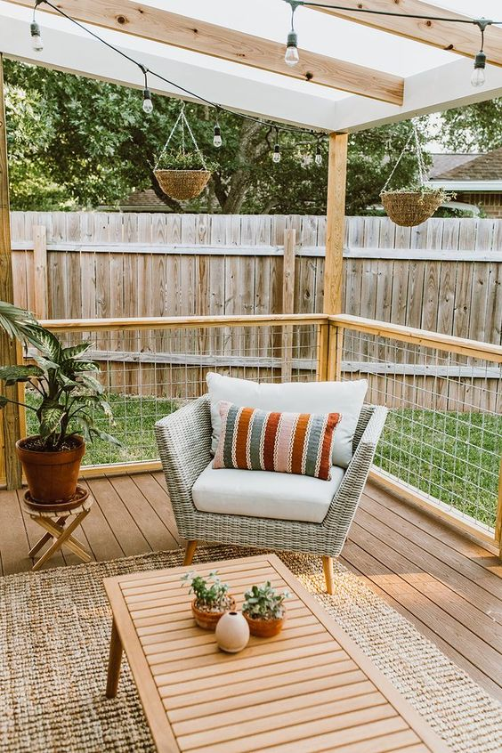 15 Inspiring Front Yard Patio Ideas On A Budget For Your Garden