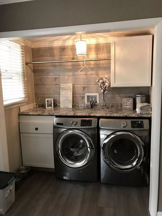 18 Fascinating Laundry Room Ideas On A Budget That Are Practical
