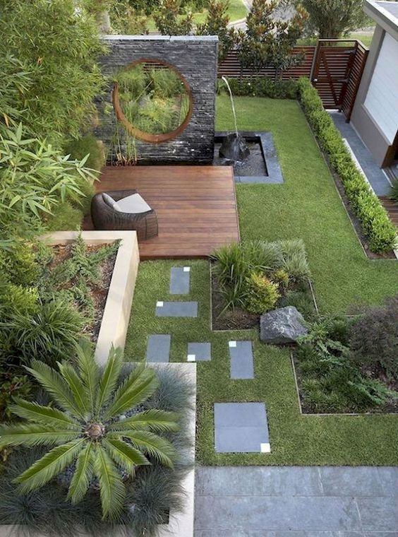 15 Elegant Small Garden Design Ideas To Try This Year