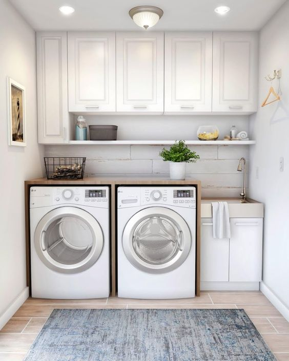 12 Amazing Small Laundry Room Ideas For Small Places on Small Laundry Ideas  id=36830