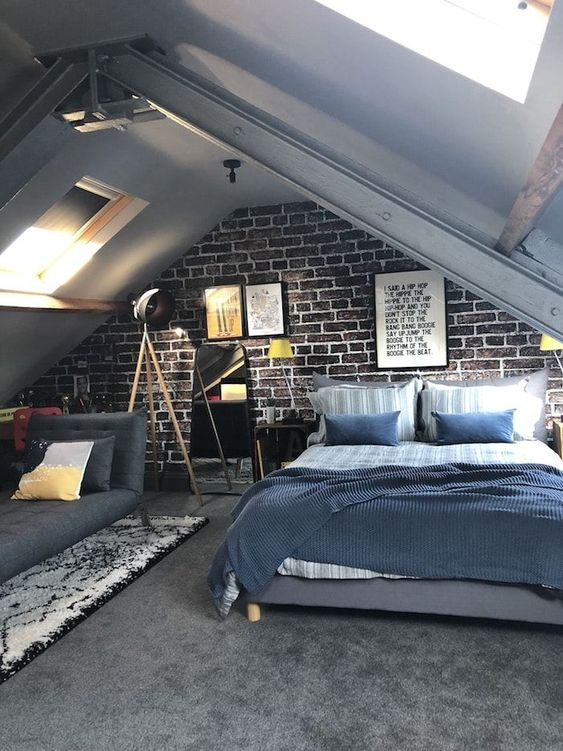 13 Cool Bedroom Ideas For Boys That Will Inspire You