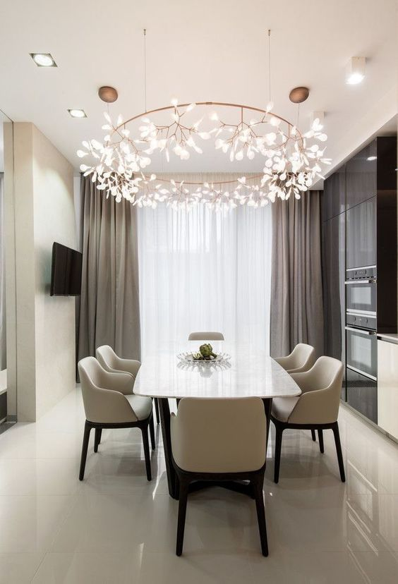 12 Best Dining Room Lighting Ideas That Will Make Dining Room Beautiful
