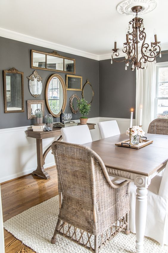 11 Breathtaking Traditional Dining Room Wall Decor Ideas That Will Inspire You
