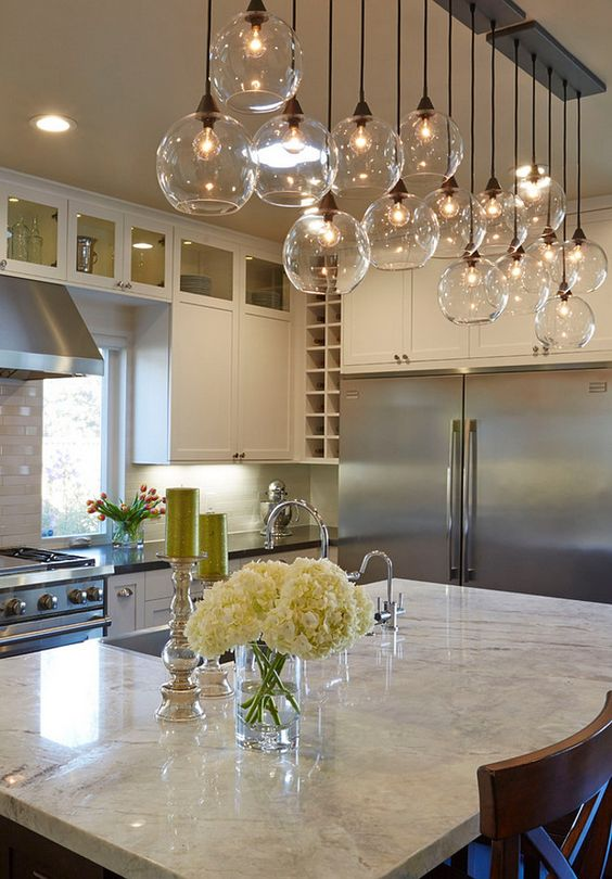 13 Unique Kitchen Lighting Ideas And Tricks For Old Homeowners