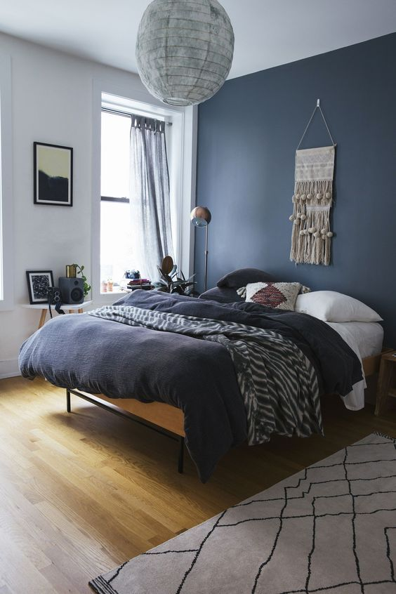 15 Exciting Modern Bedroom Wall Designs For Bedroom Decor