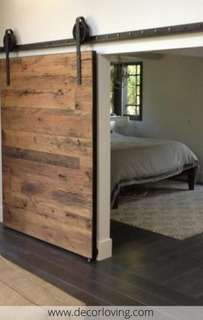 17 Amazing Diy Sliding Barn Door Ideas For The Unmatched Rustic Room