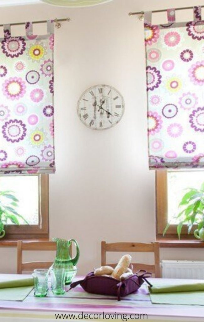 Image of: 21 Kitchen Curtains Ideas To Dress Windows In A Modern Way