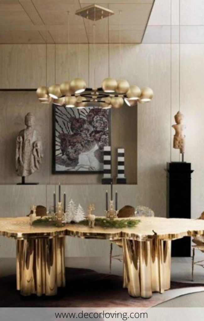 Dining Room Wall Decor Ideas To Give A New Style To Your Dining Area