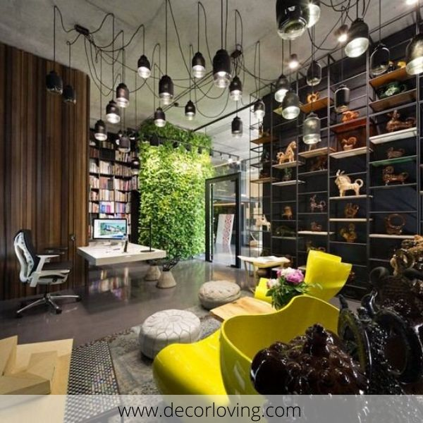 20 Office Decoration Ideas In Home That Will Leave You Speechless