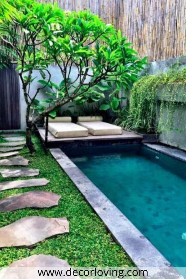 21 Pool Designs For Small Garden Practical And Space Saving