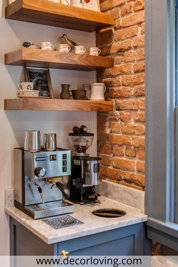 Coffee Station Kitchen How You Can Design Your Own Home Bar
