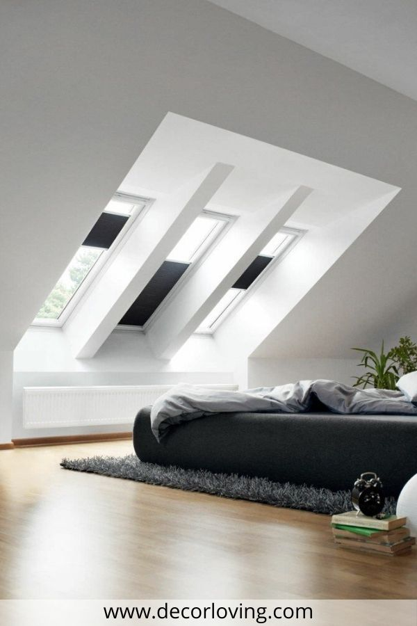 attic window covering