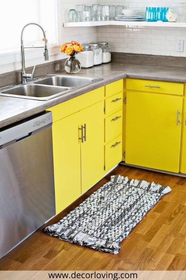 Kitchen Rugs Ideas Both A Practical And Decorative Accessory